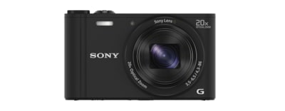 Afbeeldingen van DSC-WX350 Witte & Roze Digitale Camera