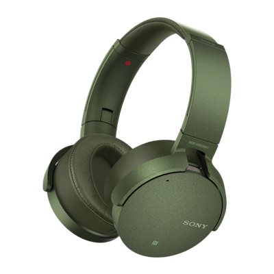 Image de Casque sans fil à réduction de bruit XB950N1 EXTRA BASS™