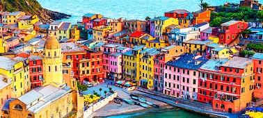 Image de bâtiments montrant des détails en 4K avec plus d'un milliard de couleurs