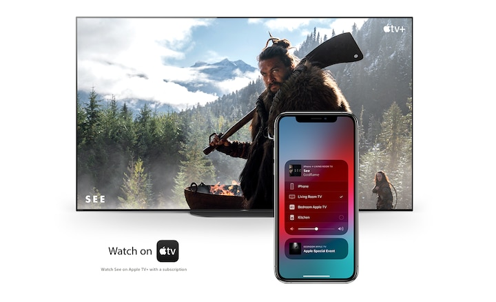 Werkt met Apple AirPlay / Apple