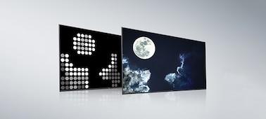 Full Array LED et Xtended Dynamic Range PRO