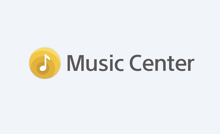 Sony | Music Center
