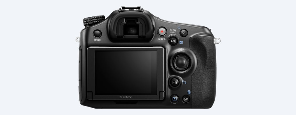 Images de Appareil photo de type A α68 avec capteur APS-C