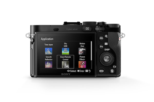 Applications pour appareil photo PlayMemories<sup>TM</sup>