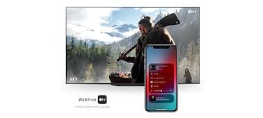 Apple AirPlay et Apple HomeKit