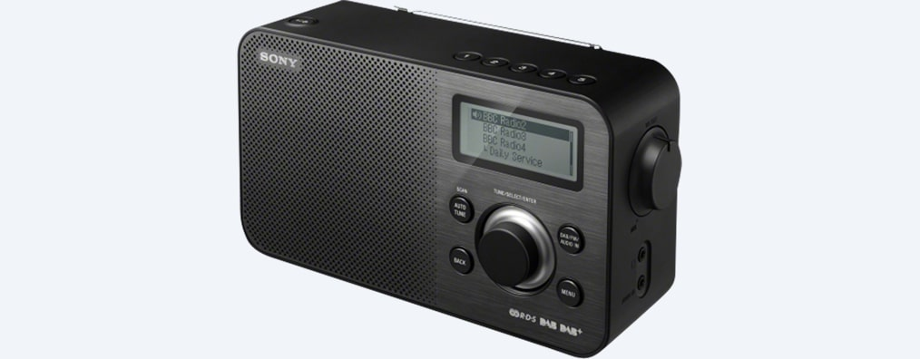 draagbare digitale dab dab radio xdr s60dbp sony be. Black Bedroom Furniture Sets. Home Design Ideas