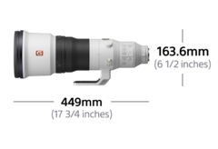 Image de FE 600 mm F4 GM OSS