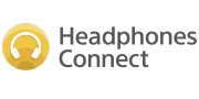Sony | Headphones Connect-app logo