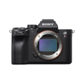 Afbeelding van α7R IV 35-mm full-frame camera met 61,0 MP
