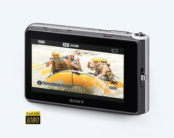 Full HD-films met TX30