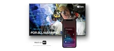 Image illustrant un écran de film avec un smartphone